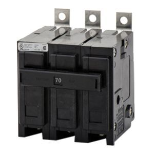 Eaton Bab3070h Bolt On Mount Type Bab Industrial Miniature Circuit Breaker 3 Pole 70 Amp 240 Volt Ac Quicklag Reg Eaton Electrical Breakers Circuit