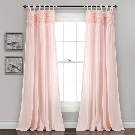 Home In 2020 Ruffle Curtains Curtains Colorful Curtains