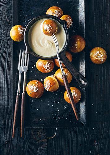 Westfield Pretzels Eva Kolenko Photography Moody Food Photography Food Photographing Food
