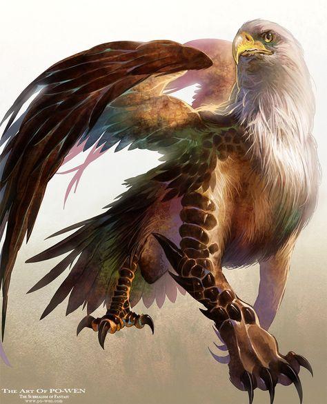 Griffin :: World Mythology