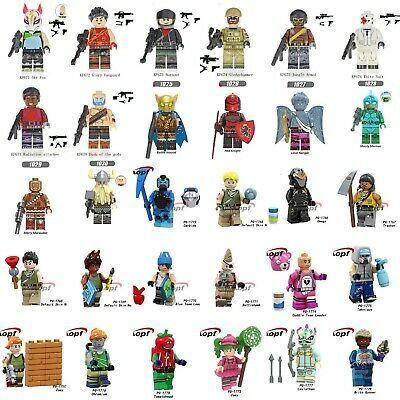 Custom fit Lego Fortnite Battle Royale Game Minifigures Zoey Leviathan  Chromium ... - #battle #chromiu…   Battle royale game, Lego super heroes,  Marvel infinity war