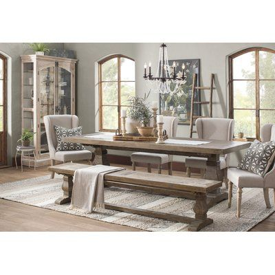Gertrude Dining Table Farmhouse Dining Room Dining Room Table