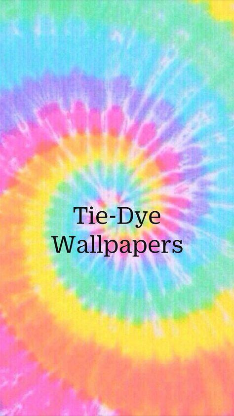 Tie-Dye Wallpapers