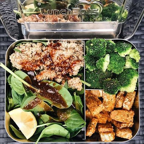 Looking for a zero waste lunch box for work? The @lunchbots trio comes highly recommended from you. Stylish and sustainable, it's made from sturdy food grade stainless steel and will last an age. The three compartments are perfect for a main and two snacks or a main and two sides. Find the Lunchbots range online and in-store at Biome.  Pic thanks to @sineadmaccana