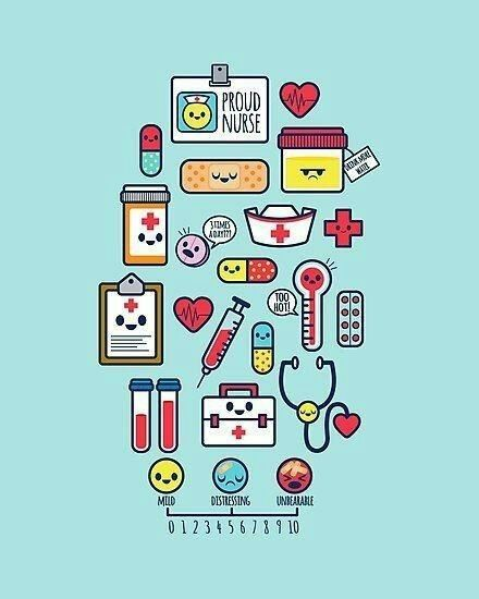 خلفيات كرتونية طبية Enfermeira Desenho Fotos De Enfermagem Desenhos De Enfermagem