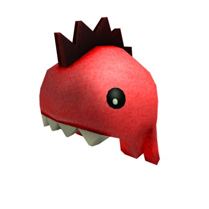 Customize Your Avatar With The Playful Red Dino And Millions Of Other Items Mix Match This Hat With Other Ite Pet Adoption Party Free Items Create An Avatar