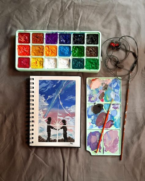 Your name paintings