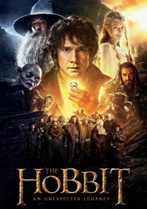 The Hobbit, An Unexpected Journey - Cross stitch pattern pdf format