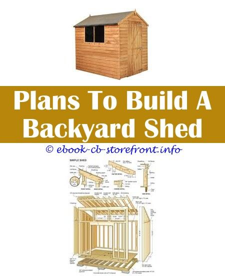 6 Amazing Useful Ideas Backyard Office Shed Plans Buying A Shed Building Building A 20 X 20 Shed Building Shed Against Fence Shed Plans Design