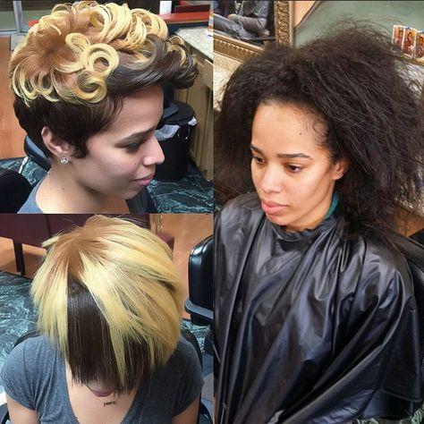 Cut, Color, Style #Fiya @salonchristol - http://community.blackhairinformation.com/hairstyle-gallery/natural-hairstyles/cut-color-style-fiya-salonchristol