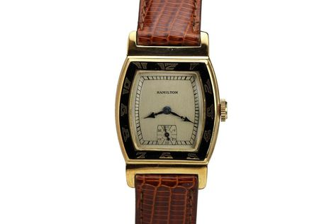 1930 Hamilton Coronado Watch For Sale Unisex Vintage Time Only