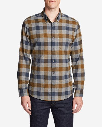 3effc6e75999 Men s Eddie s Favorite Flannel Relaxed Fit Shirt - Plaid in 2018 ...