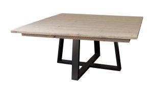 Tisch Padar Esstisch Quadratisch Haus Deko Wohnzimmertisch