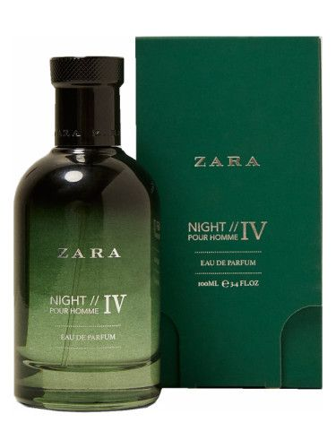 Night Perfume Iv Pour Zara Homme MasculinoFregrance 1lFKJc