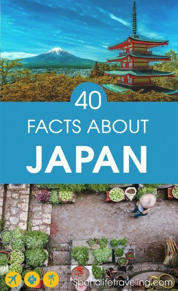 40 Facts About Japan Some Funny Some Interesting Some Crazy