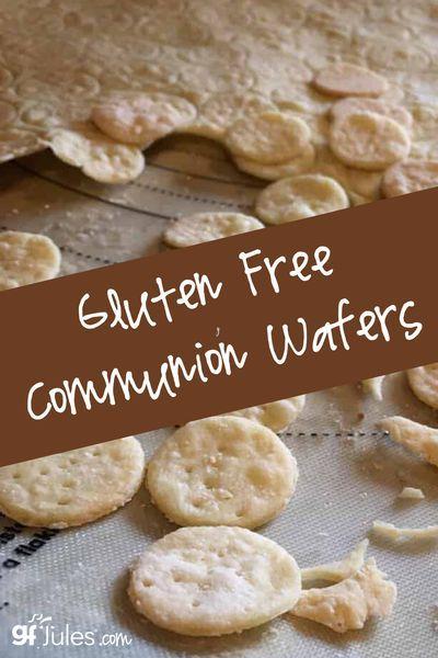 Gluten Free Communion Wafers Recipe No Compromise Completely Safe Recipe In 2020 Communion Wafers Recipe Gluten Free Communion Wafers Recipes