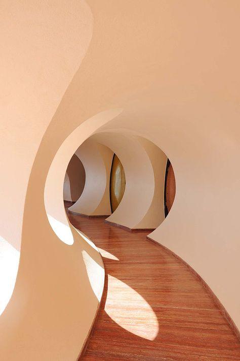 Pierre Cardin's Residence Le Pallais Bulles