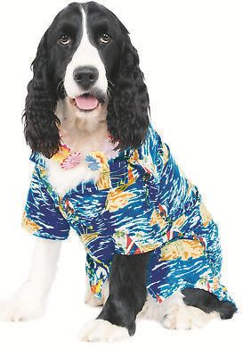 Costumes 52352 Luau Pet Dog Cat Vacation Hawaiian Aloha Beach