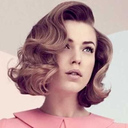 Best 20 Short Vintage Hairstyles Ideas On Pinterest Vintage Pertaining To Vintage Hairstyle For Short Hair Latest Hairstyles 2020 New Hair Trends Top H Vintage Short Hair Vintage Haircuts Vintage Hairstyles