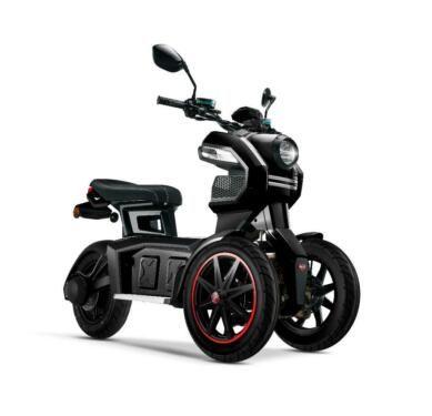 Neuer Bosch Doohan Itank E Roller 45km H Trike Mp3 Dreirad In Oberhausen Elektroroller Dreirad Led Scheinwerfer