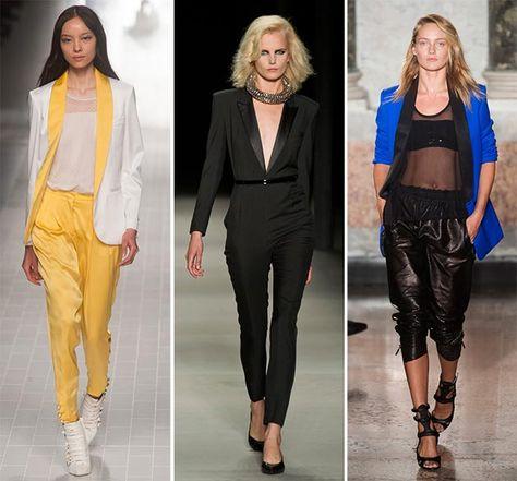 Spring/ Summer 2014 Fashion Trends: Le Smocking  #fashion #fashiontrends
