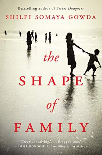 The Shape Of Family A Novel By Shilpi Somaya Gowda In 2020 Books To Read Online Novels Bestselling Books