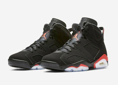New 2019 Air Jordan 6 Retro Og Black Infrared Ebay Air Jordans Retro Air Jordans Jordan Retro 6