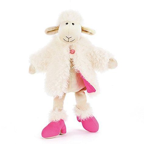 Jellycat Furcoat Sheep  12 >>> You can get additional details at the image link.