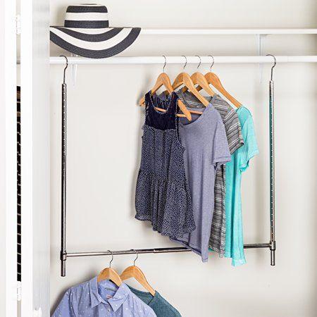 Home Closet Rod Hanging Closet Closet System