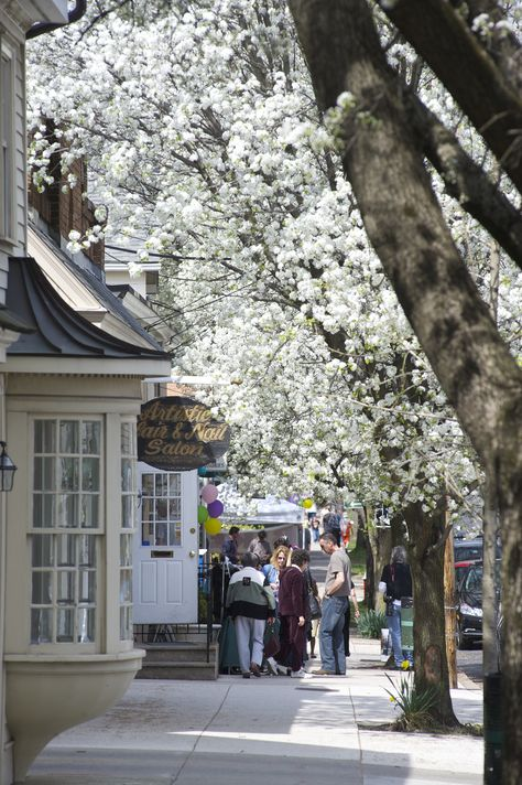 """@Bridget Sutton Travel named Newtown in Bucks County as one of the """"top 10 coolest small towns in America."""""""