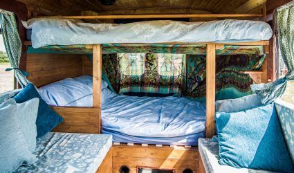 Campervan Hire UK With A Difference Quirky Campers Offers You Beautiful Handmade Campervans And
