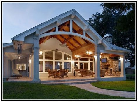 Pin By Rachel Williams On House Plans House Exterior Patio Design House Plans