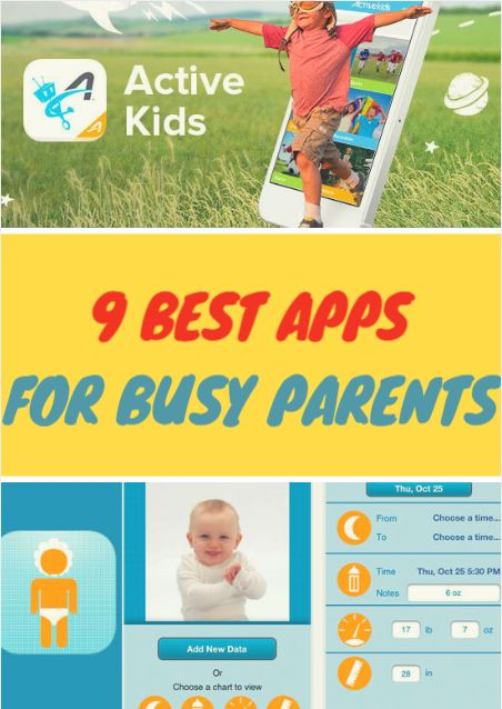 The Best Apps & Subscriptions for Busy Parents