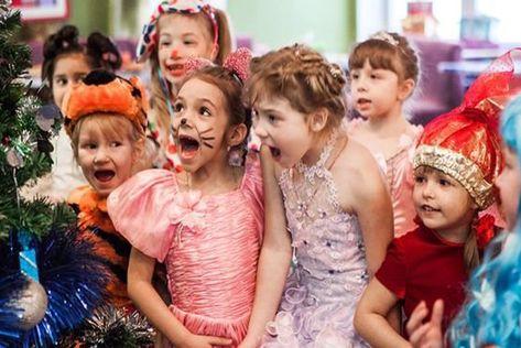 Смотри! Новогодние игры и конкурсы для детей на Новый год 2019 в 2019 году