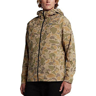 Hurley Mjk0002170 Men S Protect Stretch Jacket Review Hurley