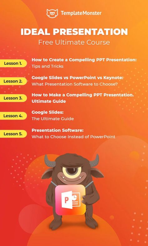 How to Create an Ideal PowerPoint Presentation: Free Ultimate Course
