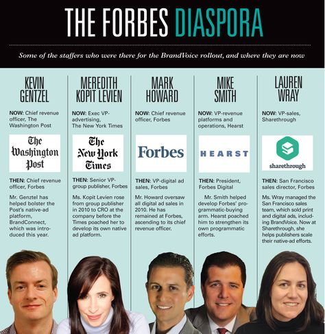 Need a Native-Ad Rock Star? Find a Former Forbes Exec
