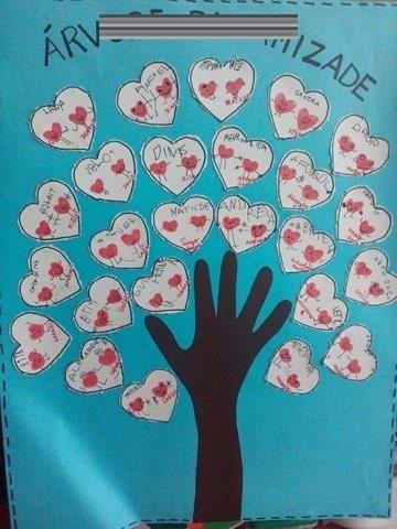 30 Ideias de Murais para o Dia do Amigo - Aluno On