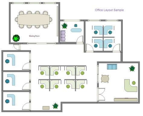 Office Layout Floor Plan Pinterest Layouts - office seating plan template