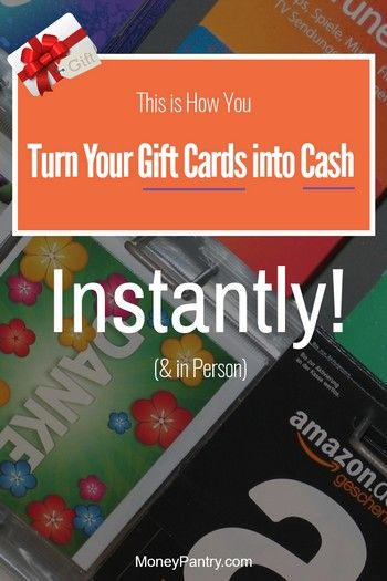 Gift Card Exchange Kiosk Near Me Get Cash For Your Gcs In Person Moneypantry Cash Gift Card Gift Card Exchange Sell Gift Cards