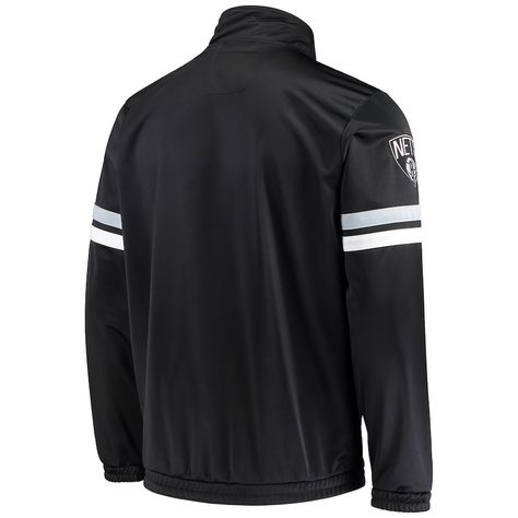 Official Brooklyn Nets Jackets, Track Jackets, Pullovers