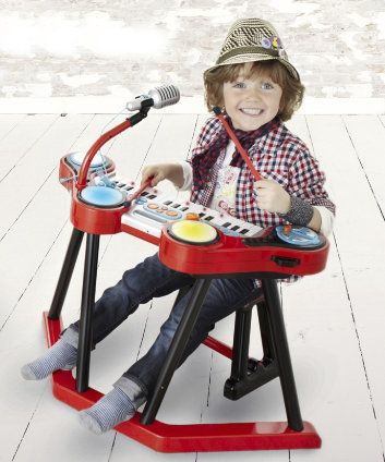 Music Band Apron Funny Novelty Kitchen Cooking Leonardo Drummer