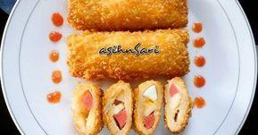 Resep Risol Roti Tawar Sosis Mayonnaise Oleh Asih Nurlitasari Resep Makanan Rotis Sosis