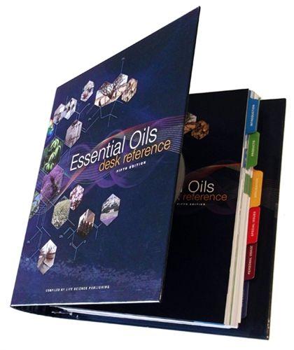 essential oils desk reference pdf