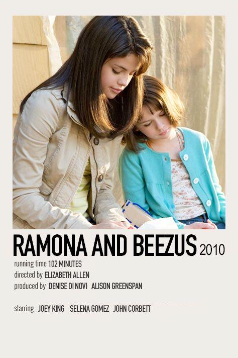 Ramona and Beezus by Jessi