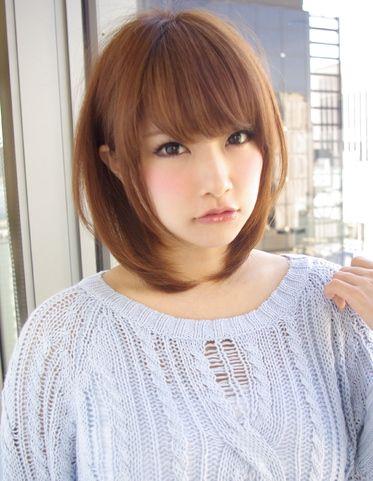 Naturist hair Fuwa (NB-437) / Naturist and hair Fuwa (NB-437) | Hair Styles | [beauty salon in Ginza] AFLOAT JAPAN / Float [Japan Chuo-ku, Tokyo]