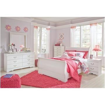 B129 87 Ashley Furniture Anarasia Full Sleigh Bed Diy Furniture Bedroom Bedroom Set Bedroom Design