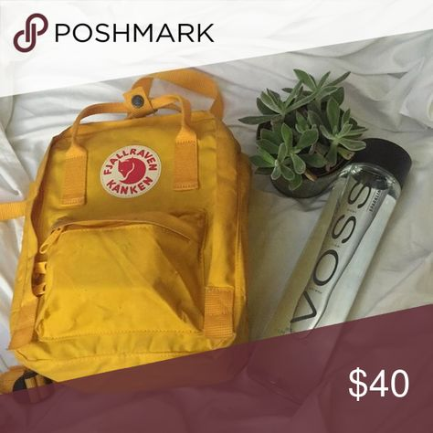 i'm looking for a classic fjallraven kanken!