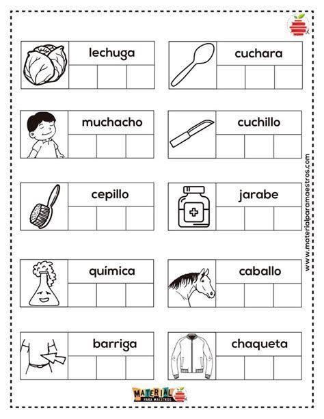 Formando Palabras De Dos Sílabas 70 Palabras Aprender Lectura Y Escritura Actividades De Letras Ejercicios De Silabas