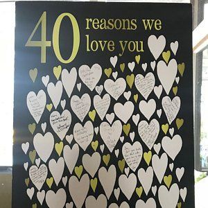 diy birthday decorations for men Birthday Gifts For Man For Woman Sister Gifts 40th Birthday Gifts For Women, Birthday Decorations For Men, 40th Birthday Parties, Birthday Woman, 40th Birthday Ideas For Men Husband, Birthday Book, Sister Birthday, Book Decorations, Mens 40th Birthday Cake